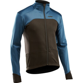 Northwave Reload Jacket Selective Protection Men, blue/black